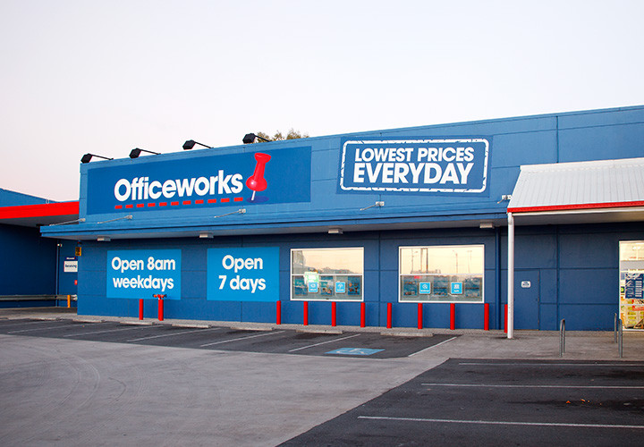 Officeworks, Morayfield