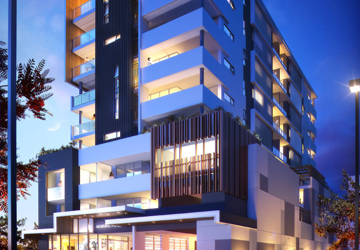 Edge Apartments, South Brisbane