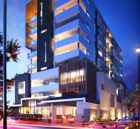 Edge Apartments: Edge Apartments, South Brisbane