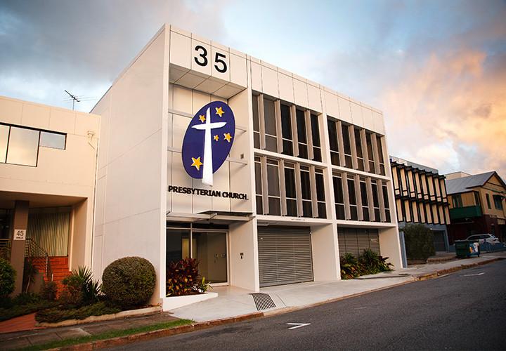 Presbyterian Church, Amelia Street