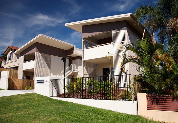 Social Housing Initiative, Brisbane