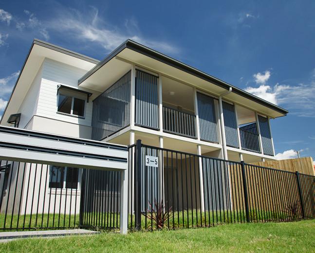 Fraser Road - Social Housing