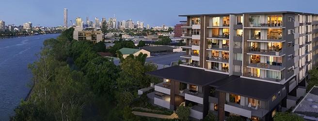 Sassari Apartments, West End
