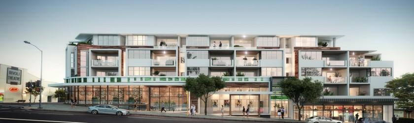 Modello Apartments, New Farm
